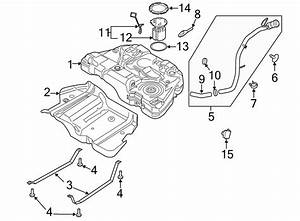 2014 Ford Fusion Fuel Pump Driver Module