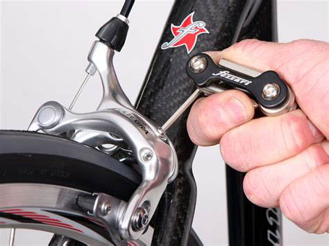 Installing Caliper Brakes Road Bike