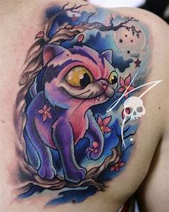 tattoos designs collection Gallery: New School Tattoo Art