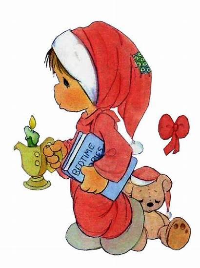 Precious Moments Navidad Clipart Christmas Coloring Pages
