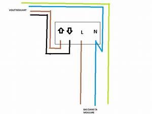 Branchement Volet électrique : branchement volets roulants ~ Melissatoandfro.com Idées de Décoration