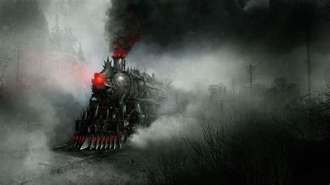 Permalink to Fantasy Train Wallpaper