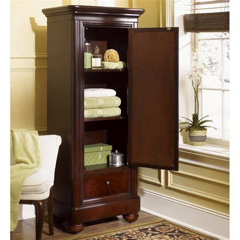 linen storage cabinet bathroom linen cabinets clever storage options the homy
