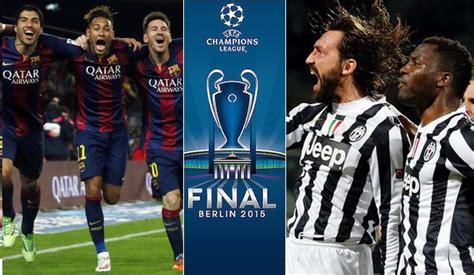 Şampiyonlar Ligi Juventus - Barcelona (2014 - 2015 Final Maçı) Full HD izle | Star TV