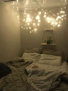 Cosy, Bedroom, -, Fairy, Lights