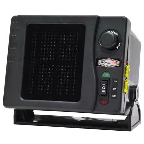 best ceramic fan roadpro 12 volt direct hook up ceramic heater fan with