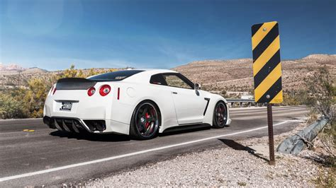 Nissan Car Wallpaper Hd by X Nissan Gtr Tuning Car Wallpaper Wp800881 Live