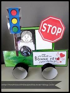 Activité Fete Des Peres : voiture photo pour papa le blog de nounoucoindespetits ~ Melissatoandfro.com Idées de Décoration