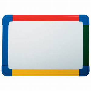 Show Me A4 Magnetic Whiteboards Pack 10 by Viking