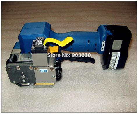 buy  automatic portableelectric battery powered pet pp plastic strapping