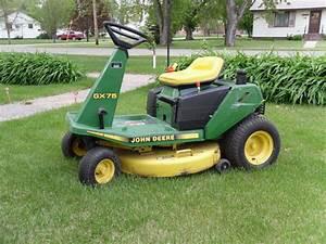 John Deere Gx75 - John Deere Tractor Forum