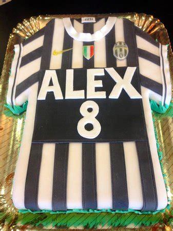 Cake Design Juventus - Picture of Le Delizie, Longastrino ...