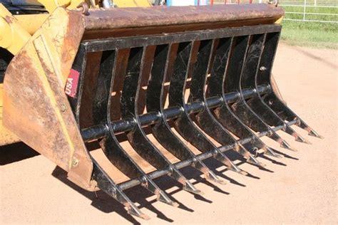 Pin On Backhoe Rake Fits Directly On Bucket NEW, USA ...