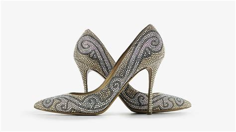 The Surprisingly Functional Reason High Heels Were