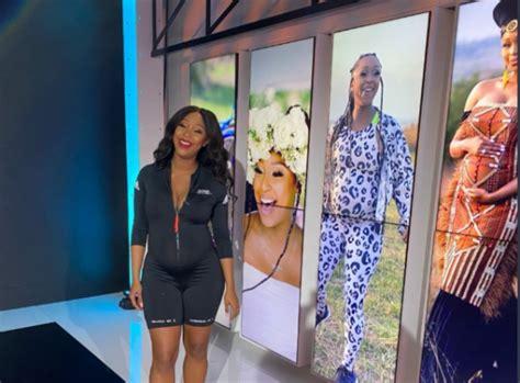 'ready To Pop Minnie Dlamini Jones Bows Out Of Tv Scene
