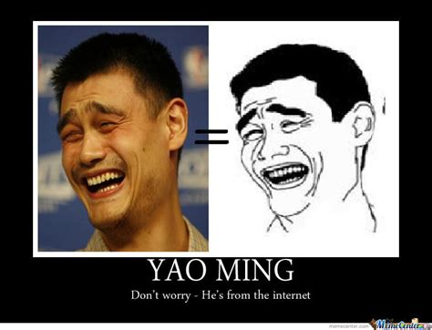 Jao Ming Meme - famous yao ming by djui256 meme center