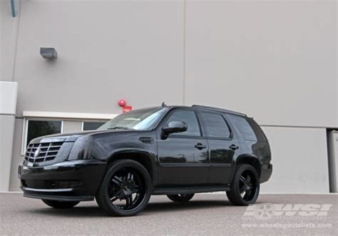 Blacked Out Escalade