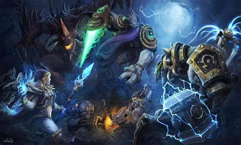 Heroes Of The Background Heroes Of The Sylvanas Windrunner Contests
