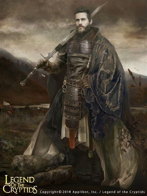 Pin on Fantasy Art: Warriors & Hunters III