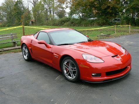 2008 Chevrolet Corvette Information And Photos Momentcar