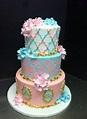 Shelby Lynne Cake Shoppe in Springdale, Arkansas made this ...