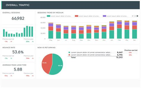 monthly seo report template sample included