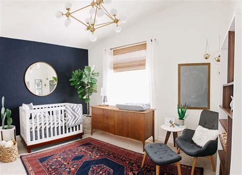 Kinderzimmer Junge Modern by Alexandra Evjen Nursery Reveal Modern Nurseries Project