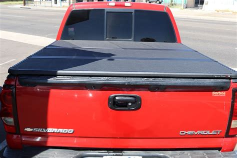 Silverado Truck Bed by Extang Solid Fold 2 0 Folding Truck Tonneau Cover