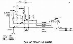 Astatic D104 Wiring