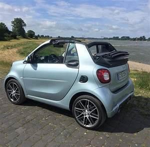 Smart Brabus Schaltknauf Mit Startfunktion : getuntes cabrio mit brabus power wird der smart zur ~ Jslefanu.com Haus und Dekorationen