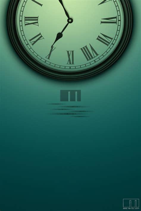 clock wallpaper  iphone wallpapersafari