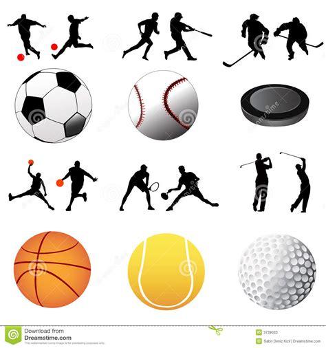 Sport Icon Vector Stock Photos - Image: 3739033