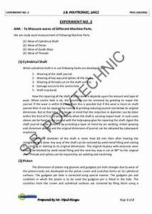 3341906 Pms Lab Manual Prepared By Vipul Hingu