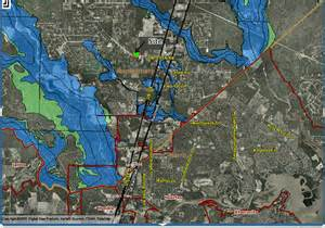 Montgomery County Texas Flood Zone Map