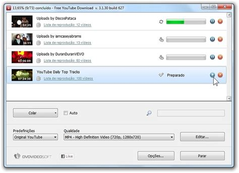 free youtube free downloader de colec 231 245 es de m 250 sicas pplware