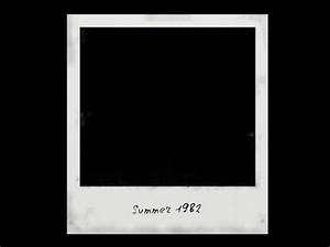 Black Photo frame psd template - PSD Templates free download