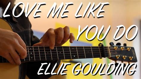 Love Me Like You Do- Ellie Goulding (cover)