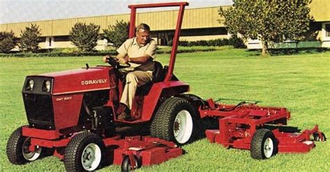 gravely 9000 gravely s tractor