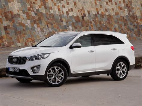 kia 7 places voiture 7 places kia sorento