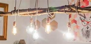 Treibholz Lampe Decke : diy kupfer lampe happy lifestyle blog ~ Frokenaadalensverden.com Haus und Dekorationen