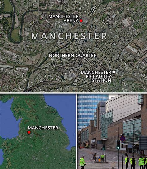 Suicide Bombing Manchester Arena