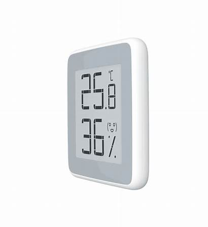 Hygrometer Thermometer Xiaomi Mijia Humidity Miaomiaoce Temperature