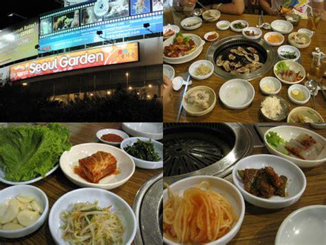korean garden restaurant kyspeaks seoul garden korean restaurant at tower