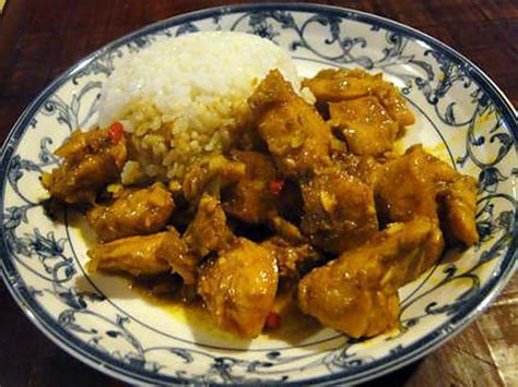 cuisine vietnamien recette de poulet vietnamien à la citronnelle
