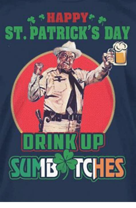 Happy St Patricks Day Meme - happy st patrick s day drink up sumb tches meme on sizzle