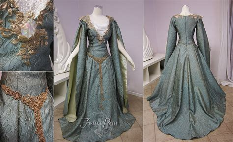 Galadriel Inspired Gown By Firefly-path On Deviantart