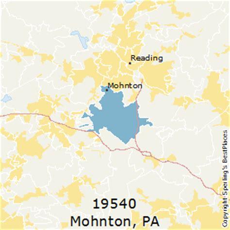 places    mohnton zip  pennsylvania