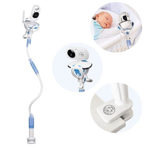 Baby Monitor Crib Mount