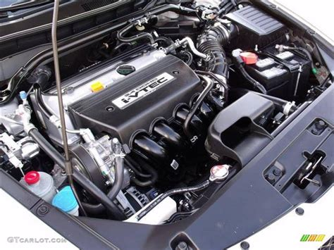 2008 Honda Accord Engine by 2008 Honda Accord Ex L Coupe 2 4 Liter Dohc 16 Valve I