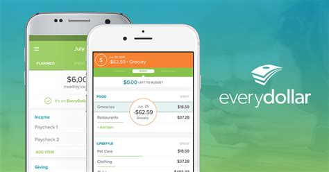 android budget app budget app for iphone and android everydollar everydollar